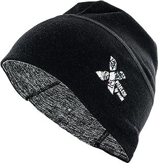 Woolx Lexie - Merino Wool Skull Cap-Helmet Liner-Running Beanie-Moisture Wicking & Stylish