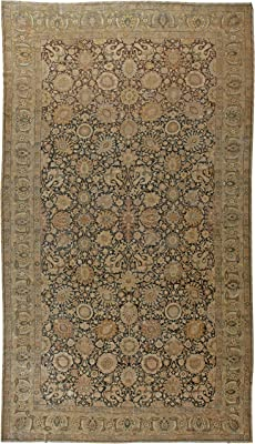 02bb41f9cd77e Amazon.com  Antique Persian Tabriz Rug BB6222 - Doris Leslie Blau ...