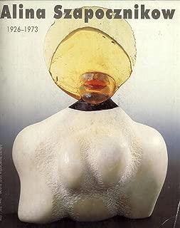 Alina Szapocznikow, 1926-1973: May-July 1998, Galeria Sztuki Wspolczesnej Zacheta
