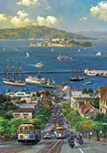 250pc Wentworth Wooden Jigsaw Puzzles - Hyde Street View, San Francisco