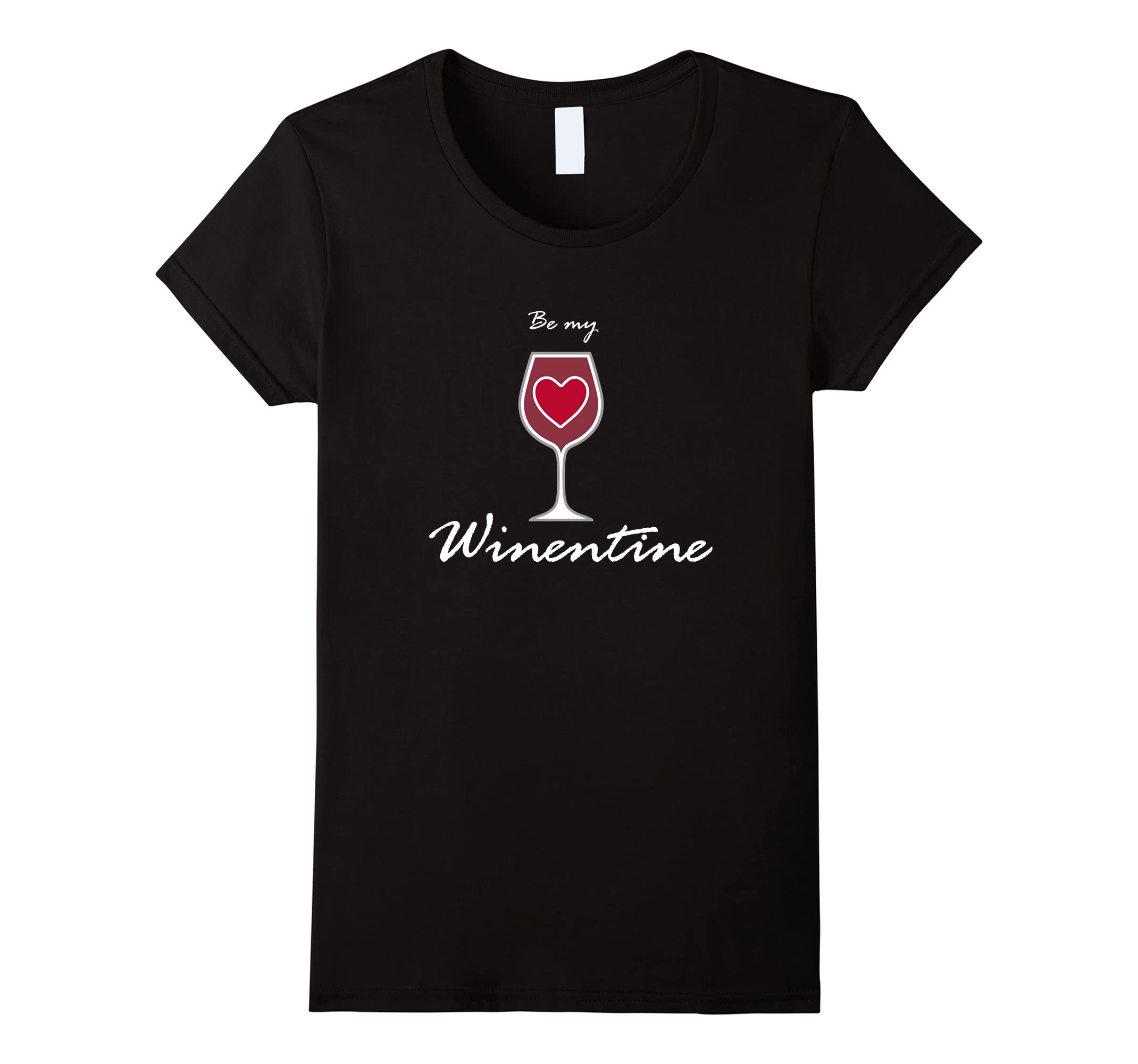 Womens Be My Winentine-RT