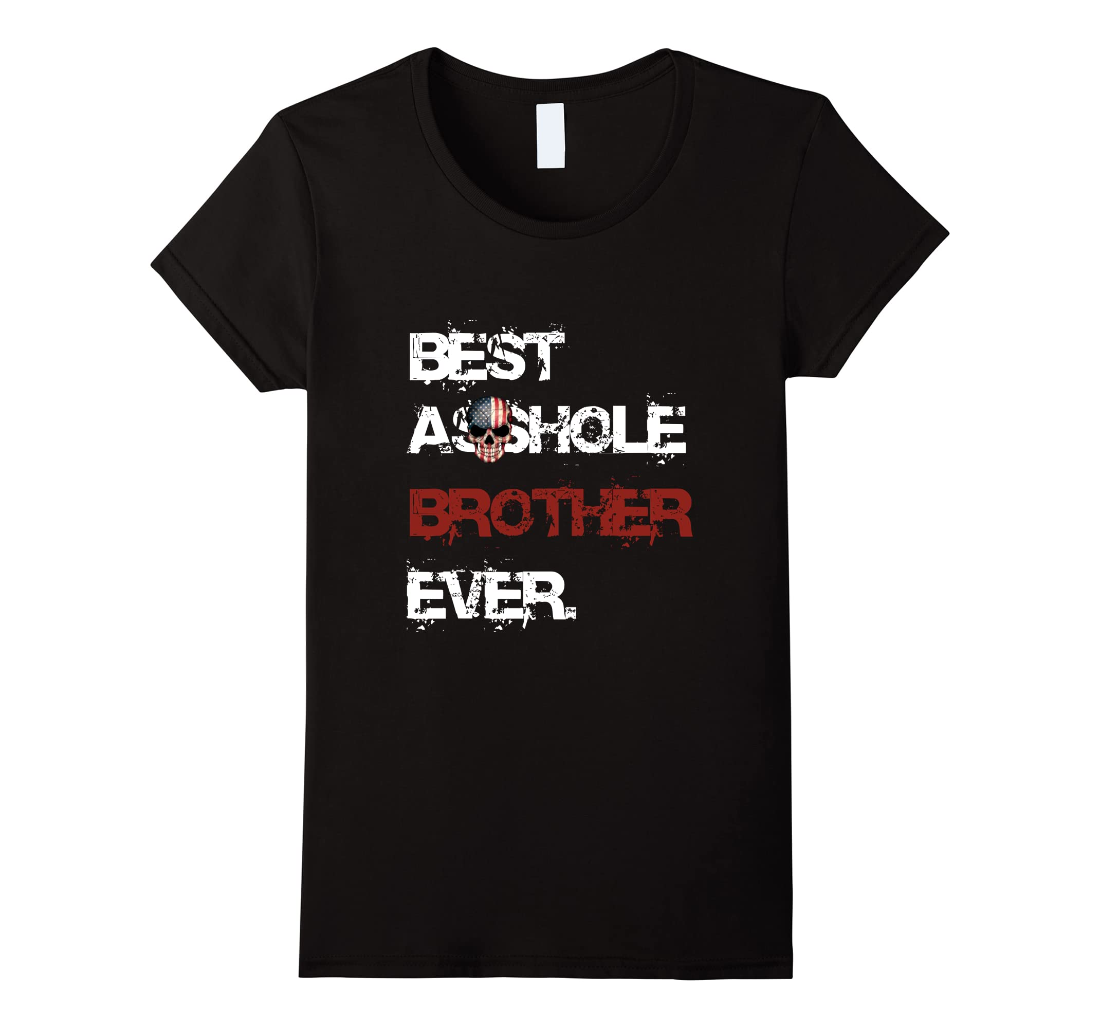 Best AssHole Brother Ever T Shirt-Veotee