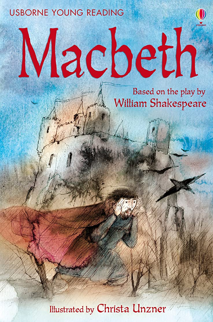 ポーチ批判的遺産Macbeth: For tablet devices (Usborne Young Reading: Series Two) (English Edition)