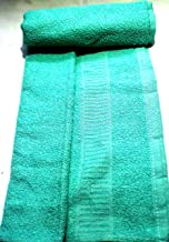 PRANJITA AGARBATTI Cotton 300 GSM Bath Towel (70x140 Cms, Large, Green)