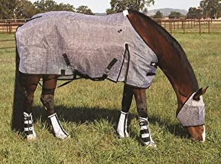 Horse Fly Sheet Breathable and UV Protective PROFESSIONAL'S Choice