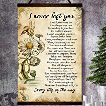 Best i never left you canvas Reviews