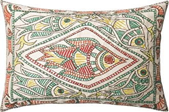"""Loloi P0314 Loloi-DSETP0314ML00PIL5-Multi Decorative Accent Pillow 100% Polyester Cover and Down Fill 13"""" x 21"""", 13"""" x 21""""..."""