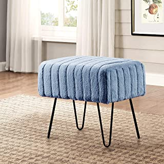 Home Soft Things Super Mink ottoman bench, 19