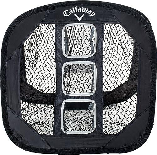 Callaway Golf Chip-Shot Chipping Net, Black