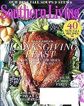 Southern Living Magazine November 2015 - Thanksgiving Feast