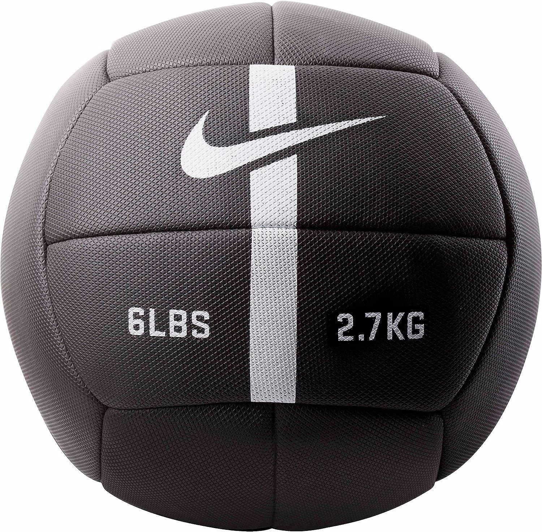 NIKE(ナイキ) ストレングス トレーニング ボール 5.4KG ブラック/ホワイト AT8006-010-L