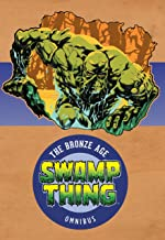 Swamp Thing: The Bronze Age Omnibus Vol. 1