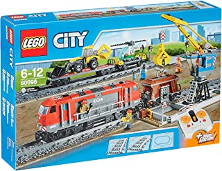 LEGO City Tren de Mercancías Pesadas - Juegos