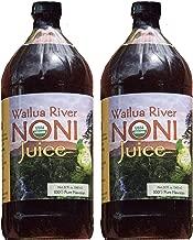 Wailua River Noni Juice 100% Organic Hawaiian
