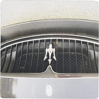 3dRose LLC 8 x 8 x 0.25 Inches Mouse Pad, Image of Picture of A Maserati (mp_180605_1)