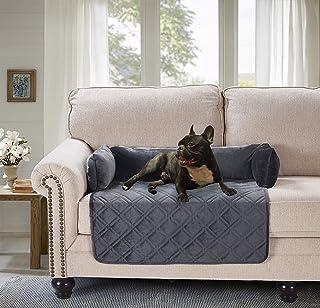 Brilliant Sunshine Premium Silky Velvet Pet Couch Sofa...