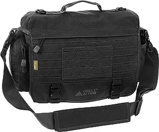 DIRECT ACTION Messenger Mk II Tactical Bag Black Mk II