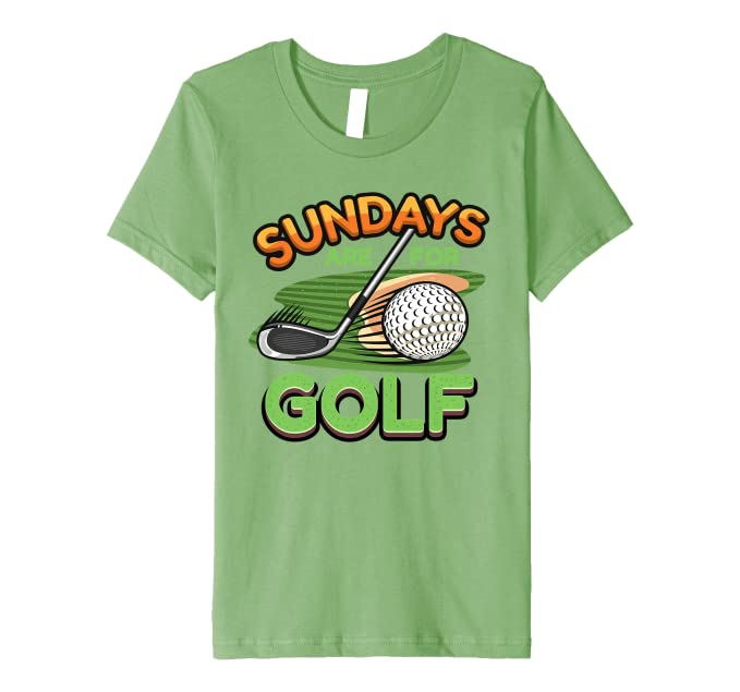 Amazon.com: Sundays Are For Golf Game And Club Equipment ...