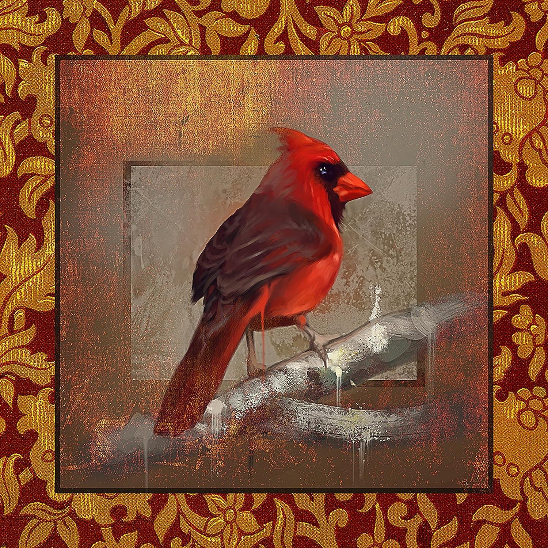 PTM Bilder 9–3603 9–3603 9–3603 A rot Birds I Luxus Rahmen, 16 von 16 Zoll, Multi B00NB33W5S | Schenken Sie Ihrem Kind eine glückliche Kindheit  68f2f3