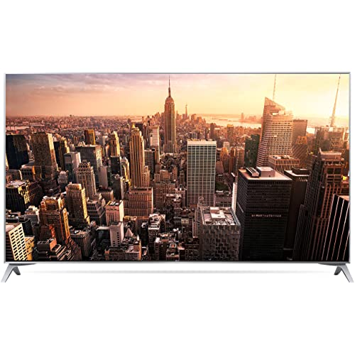 LG 55SJ800V 139 cm (55 Zoll) Fernseher (Super UHD, Triple Tuner, Active HDR mit Dolby Vision, Smart TV)