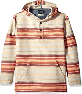 Pendleton Men's Serape Long Sleeve Hoody Popover