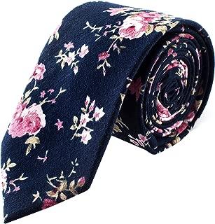 Premium Floral Collection Ties - Men's Neckties
