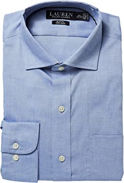 LAUREN Ralph Lauren - Classic Fit No-Iron Cotton Dress Shirt