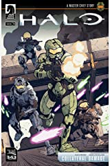 Halo: Collateral Damage #1 Kindle Edition