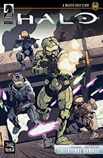 Halo: Collateral Damage #1 (English Edition)