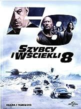 Fast & Furious 8 [DVD] (English audio. English subtitles)