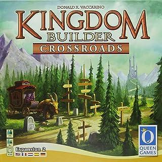 Queen Games Kingdom Builder Expansion Crossroads