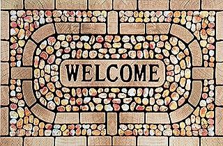 Door Mat - Welcome Mat - Door Mats Outdoor - Welcome Mats Outdoor - Front Door Mats Outdoor - Doormat - Fall Door Mat - 17...