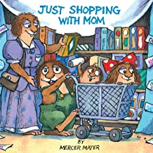 Just Shopping with Mom (A Golden Look-Look Book)