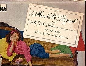 Miss Ella Fitzgerald & Mr. Gordon Jenkins Invite You To Listen & Relax Vinyl