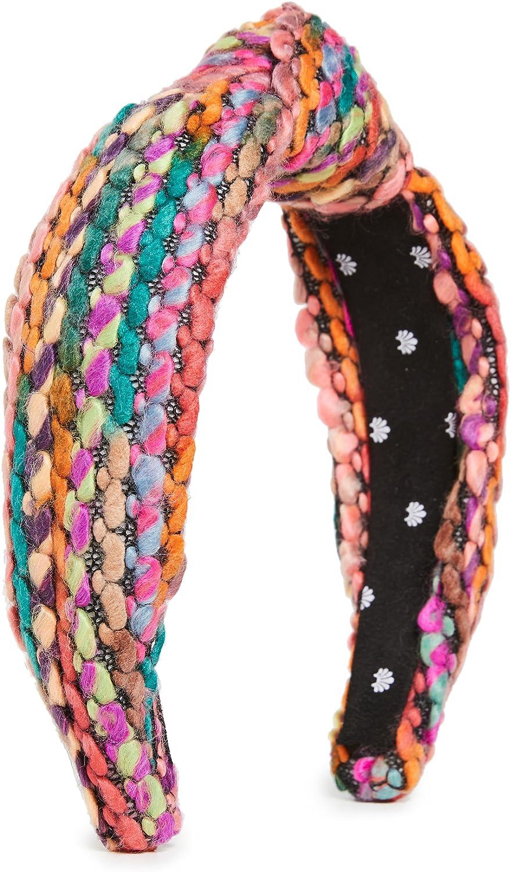 Lele Sadoughi Women's Sweater Knotted Headband
