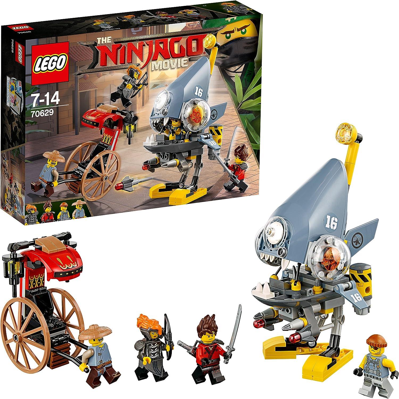 LEGO 70629 Piranha Attack Playset