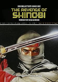 CGR Collector's Series 002: The Revenge of Shinobi Review for Sega Genesis