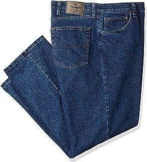 Authentics Big & Tall Regular Fit Comfort Flex Waist Jean