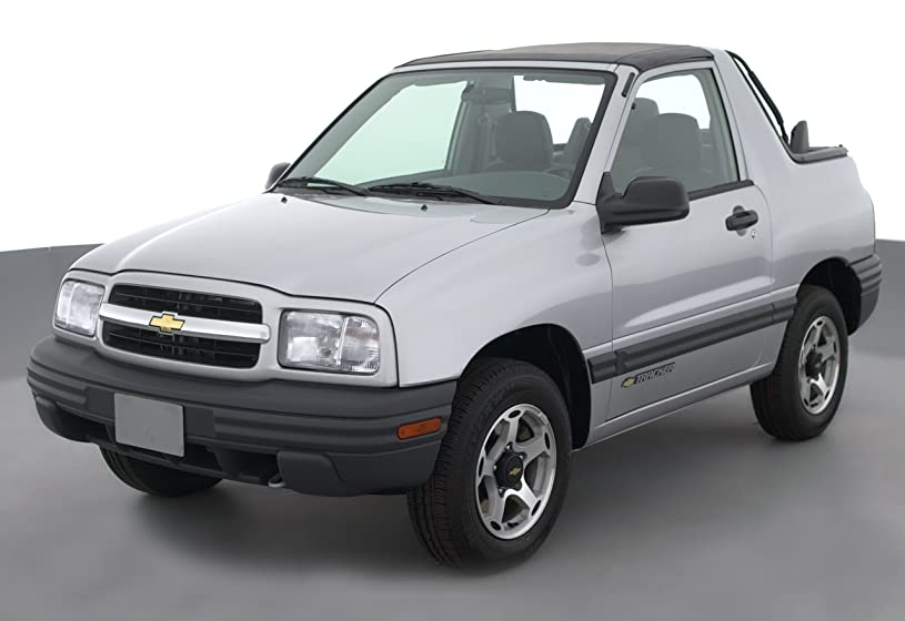 1999 chevy tracker bolt pattern