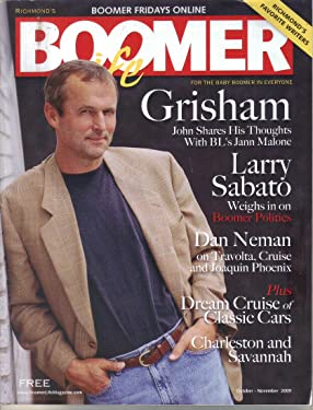 BOOMER Life Magazine, Central Virginia, October November, 2009 (Vol. 3, No. 3)