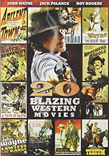 20 Blazing Western Movies