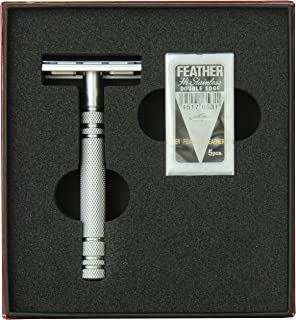 Feather Brand Double Edge Stainless Steel Shaving Razor