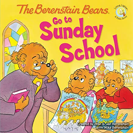 Amazon.com: The Berenstain Bears Go to Sunday School ...
