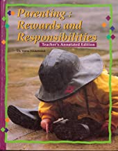 Parenting: Rewards and Responsibilities: Teacher's Annotated Edition