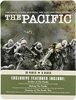 The Pacific: (DVD)