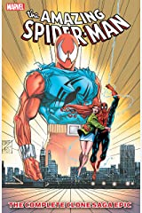 Spider-Man: The Complete Clone Saga Epic - Book Five Kindle Edition