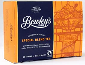 Bewley's Special Blend Fairtrade Tea Bags, 8.8 Ounce