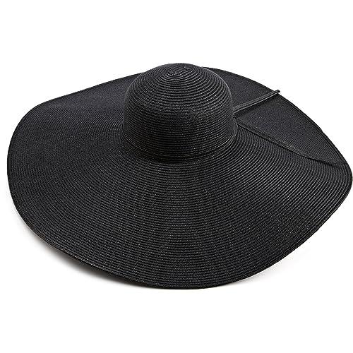 fd667f346b8 San Diego Hat Company Women s Ultrabraid X Large Brim Hat