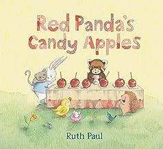 Red Panda من حلوى التفاح