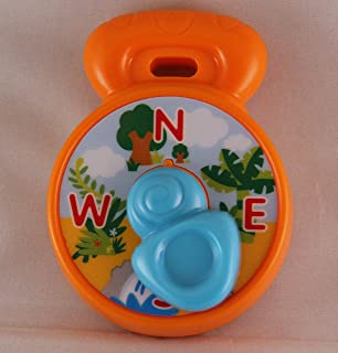 VTech 3-in-1 Learning Zebra Scooter - Replacement Compass